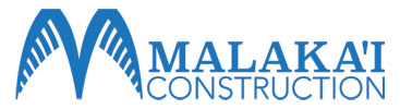 Commercial Construction Hawaii | Residential Construction Hawaii | Malaka'i Construction Company Logo